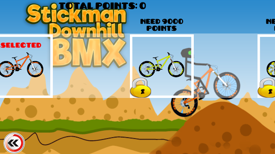 Stickman BMX  Downhill For Pc | How To Install (Windows 7, 8, 10 And Mac) 1