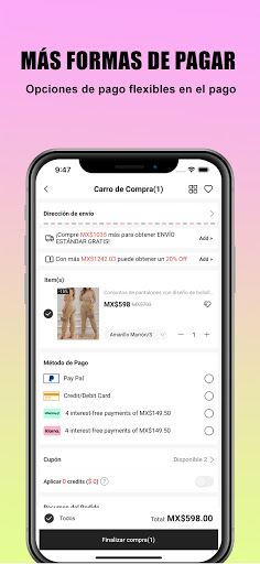 Chic Me - Best Shopping Deals apktram screenshots 8