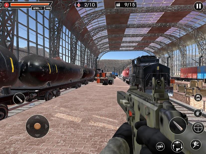 Screenshot 14 de Rangers Honor: Juegos Disparos juegos de pistolas para android