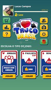 Truco Brasil - Truco online 2.9.31 screenshots 1