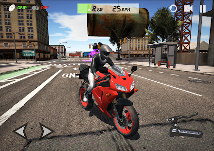 Ultimate Motorcycle Simulator Screenshot