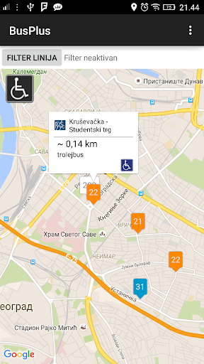 Bus Plus 2.2 Screenshots 3