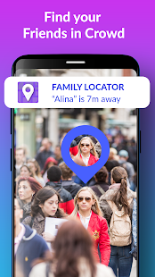 Family Tracker for USA: Cell Phone GPS Locator