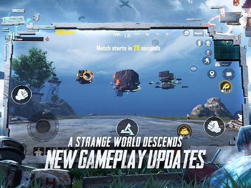 PUBG MOBILE - RUNIC POWER  APK screenshots 10