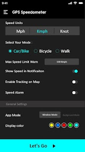 GPS Speedometer : Odometer and Speed Tracker App 4