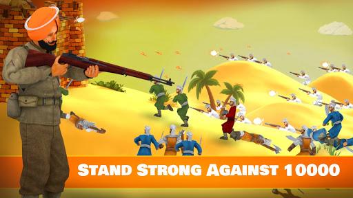 Saragarhi Fort Defense: Sikh Wars Chap 1  screenshots 7