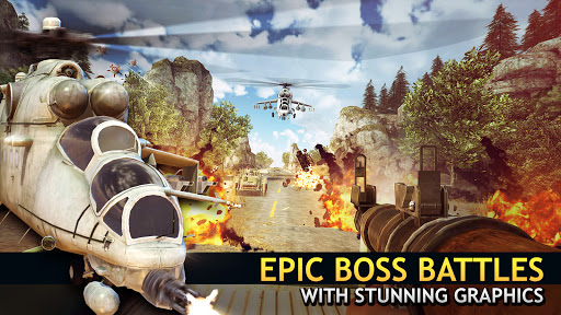 Last Hope Sniper - Zombie War: Shooting Games FPS  screenshots 5