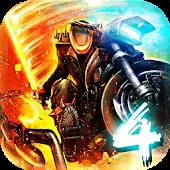 icono death moto 4