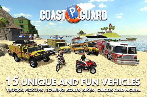 Coast Guard: Beach Rescue Team  Screenshots 5