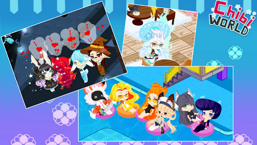 Chibi World apkslow screenshots 6