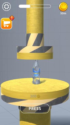 You Crush! Satisfying ASMR Hydraulic Press Game apklade screenshots 2