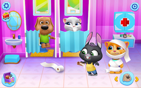 Image For My Talking Tom Friends Versi 1.7.4.5 7