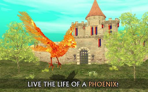 Code Triche Phoenix Sim 3D APK MOD (Astuce) screenshots 1