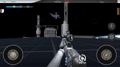 Space Warrior: Target Shoot 1.0.3 screenshots 6