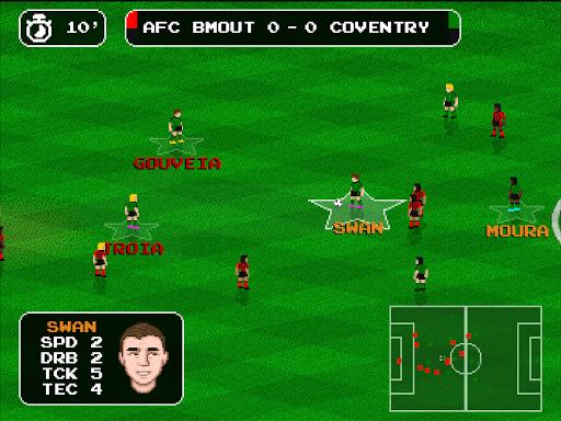 Retro Goal Apkfinish screenshots 9