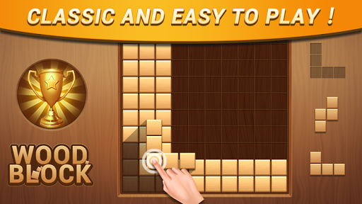 Wood Block - Classic Block Puzzle Game 1.0.7 screenshots 21