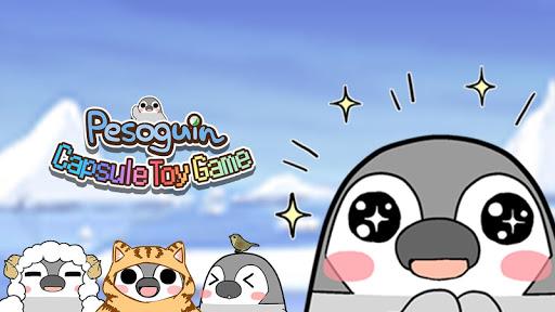 Pesoguin capsule toy game  screenshots 8