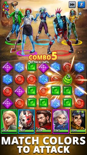 Puzzle Combat: Match-3 RPG  screenshots 1