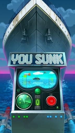 You Sunk - Submarine Torpedo Attack screenshots 6