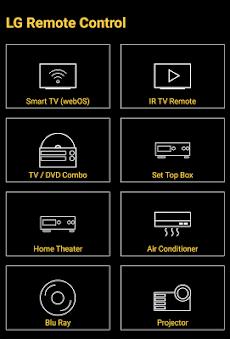 LG のデバイスのためのリモート CodeMaticsのおすすめ画像1