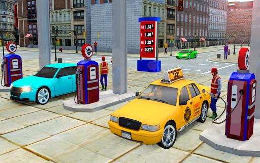 New Taxi Driving Games 2020 u2013 Real Taxi Driver 3d  screenshots 18