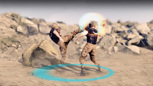 Army Battlefield Kung Fu New Fighting Games 2020 1.3 screenshots 8