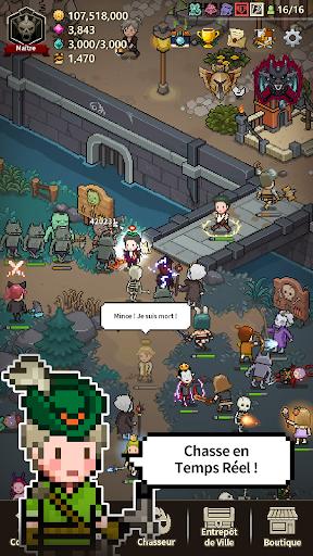 Code Triche Evil Hunter Tycoon (Astuce) APK MOD screenshots 5