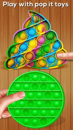 Fidget Cubes 3D Toys - Antistress & anti anxiety 1.1 screenshots 2