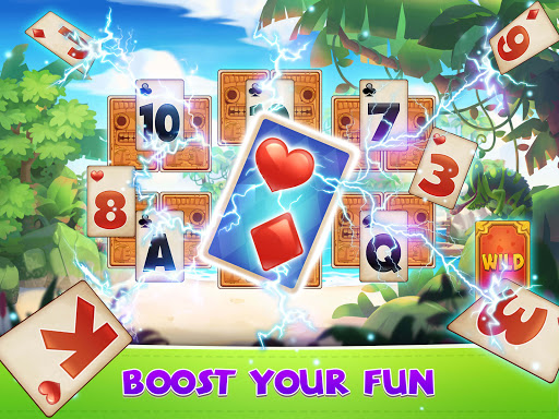 Solitaire TriPeaks Adventure - Free Card Game 2.3.1 screenshots 12