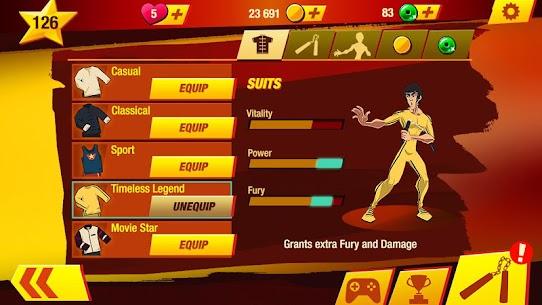 Bruce Lee: Enter The Game Mod Apk (Unlimited Money) 4