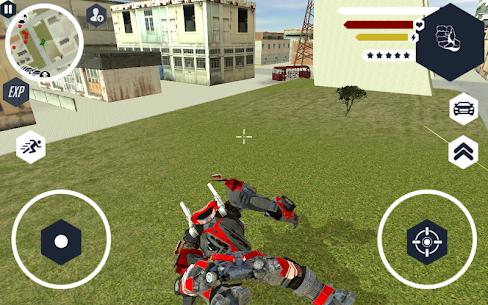 Robot Firetruck 1.2 Mod Android Updated 1