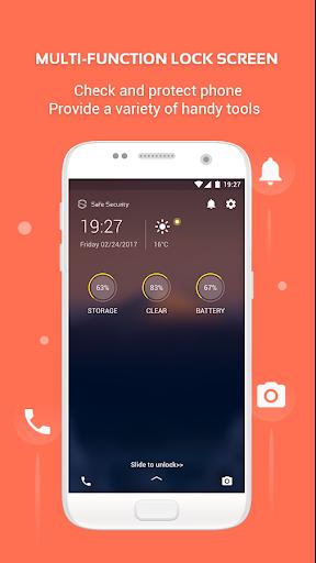 Safe Security -  Antivirus, Booster, Phone Cleaner 5.6.9.4834 Screenshots 7