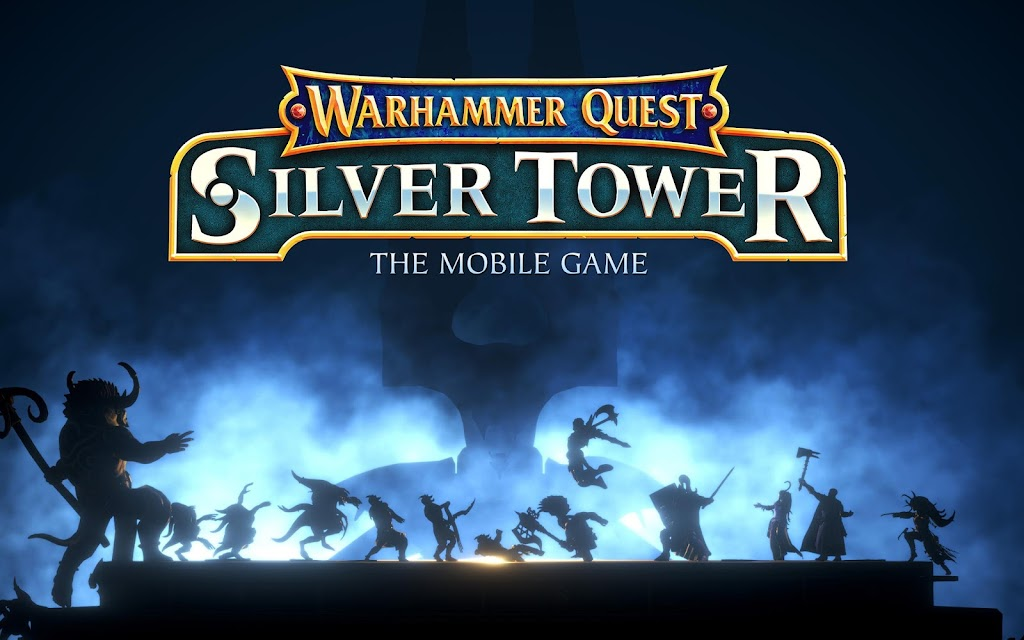 Warhammer Quest: Silver Tower -Turn Based Strategy poster 15