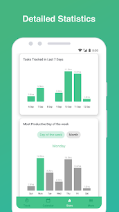 HourBuddy – Time Tracker & Productivity 2.1 Download APK Mod 3