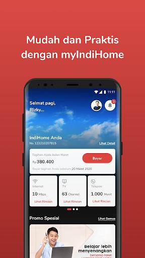 myIndiHome 3.85.006 screenshots 1