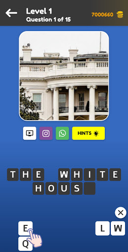 Zoom Quiz: Close Up Picture Game, Guess the Word 1.2.8 screenshots 4