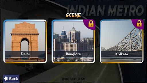 Indian metro train simulator  screenshots 15