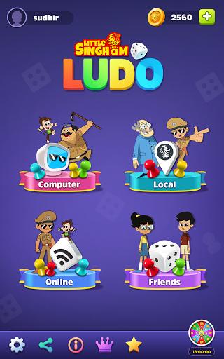 Little Singham Ludo screenshots 8
