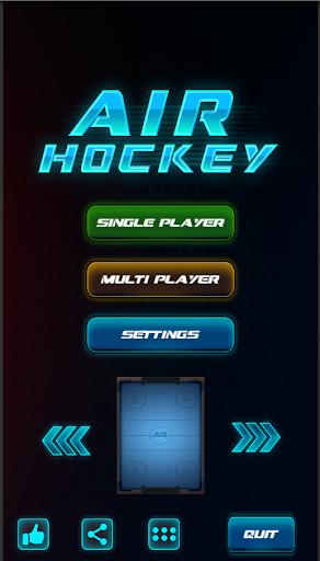 Air Hockey Game  screenshots 5