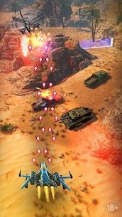 HAWK: Airplane Games. Shoot Em Up Mod Apk 35.1.25614 (Menu Mod) 3