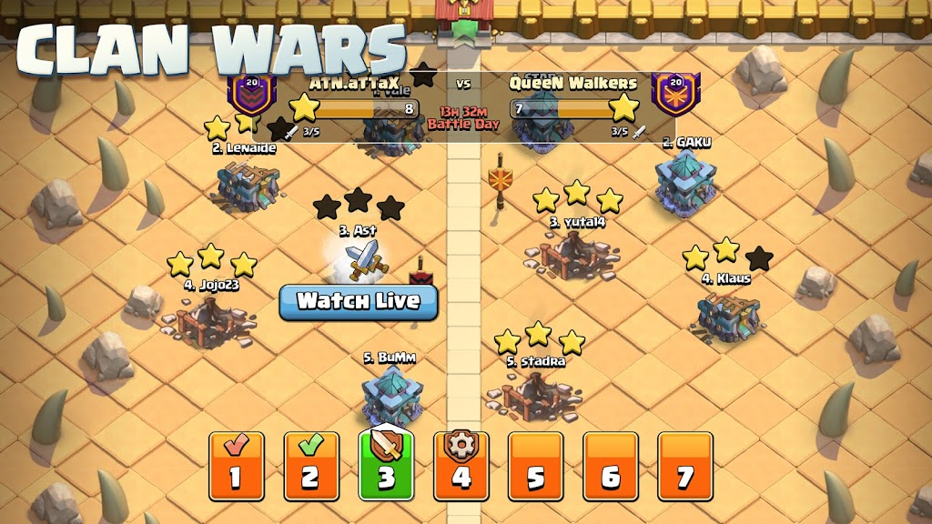 Clash of Clans poster 19