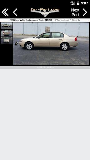 Car-Part.com Used Auto Parts 2.11.010 Screenshots 3