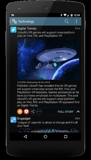 RSS Savvy screenshot 2