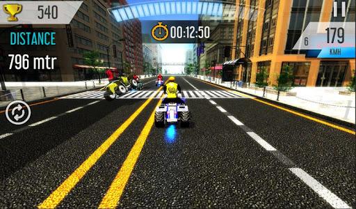 Code Triche quad de course (Astuce) APK MOD screenshots 6