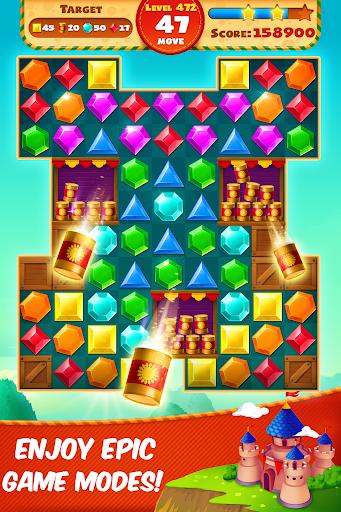 Jewel Empire : Quest & Match 3 Puzzle 3.1.22 Screenshots 5