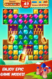Jewel Empire : Quest & Match 3 Puzzle screenshots 5