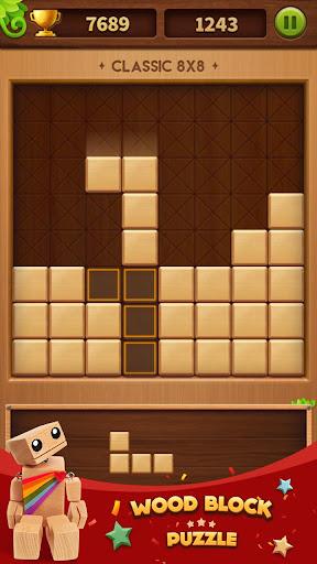 Wood Block Puzzle 2020  screenshots 4