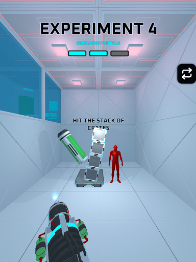 Portals Experiment screenshots 8