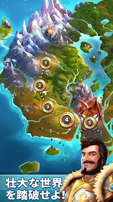 エンパイアズ&パズルズ Empires & Puzzles マッチ3パズルRPGゲームのおすすめ画像4