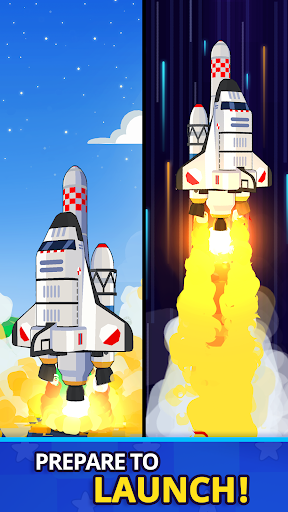 Rocket Star - Idle Space Factory Tycoon Game screenshots 2
